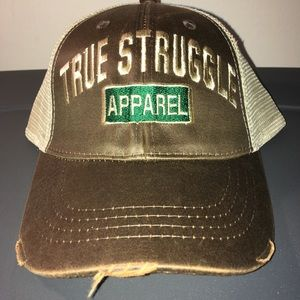 Accessories - True Struggle Apparel Cap One Size
